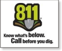 Call Before You Dig - 811